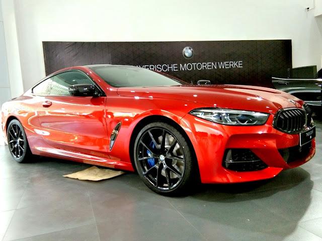 Harga BMW 840i Coupe