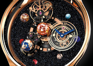 Đồng hồ Astronomia Solar Jewelry Planet