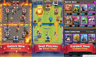 Download Clash Royale Update