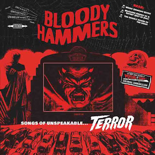 "Ο δίσκος των Bloody Hammers ""Songs Of Unspeakable Terror"""