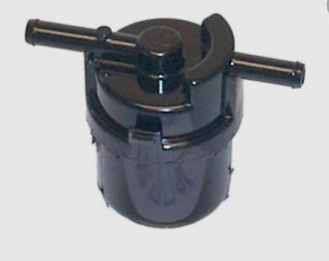 Explaing fuel filter
