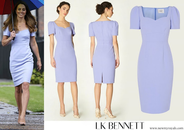 As the Official Ladies Fashion Licensee of Royal Ascot 2021, L.K.Bennett has created an elegant capsule collection of clothing