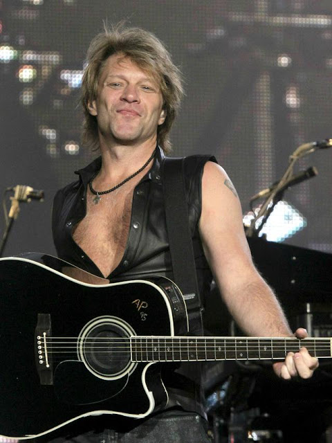 Biografi Jon Bonjovi, Vokalis Legend Band Bon Jovi