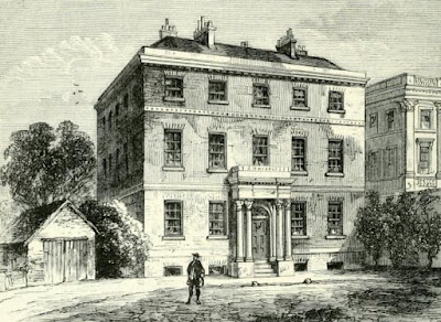 Apsley House in 1800 from Old and New London by E Walford (1873)