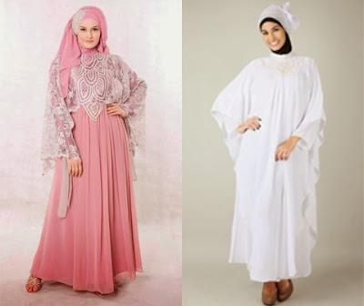 Model Busana Muslim Wanita Gemuk Untuk Lebaran Terbaru