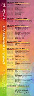 program trupe concerte festival sinaia forever 2018 sambata