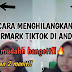 Cara menghilangkan watermark di Video TikTok