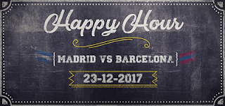 bwin Real Madrid vs Barcelona Happy Hour 21-23 diciembre