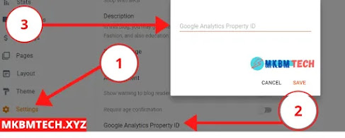 How to use Google Analytics for blogger