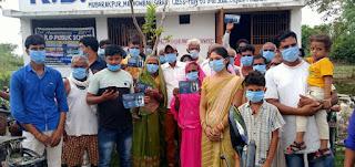 मढ़ौरा में पुष्पम प्रिया चौधरी की पुलरल्स पार्टी की बैठक सम्पन्न
