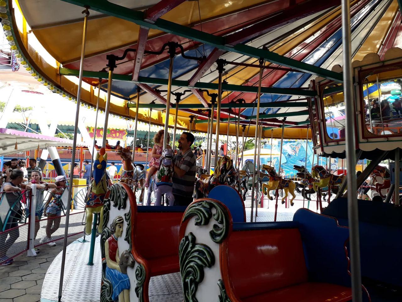 Parque Guanabara - tradição divertida em Belo Horizonte