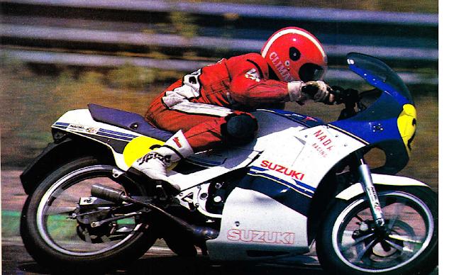 Proyecto Flandria 50 cc de carreras Dibujo