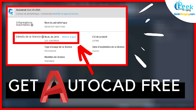 How to Download and Activate AutoCAD 2021 | LEGAL [1 YEAR FREE LICENCE]