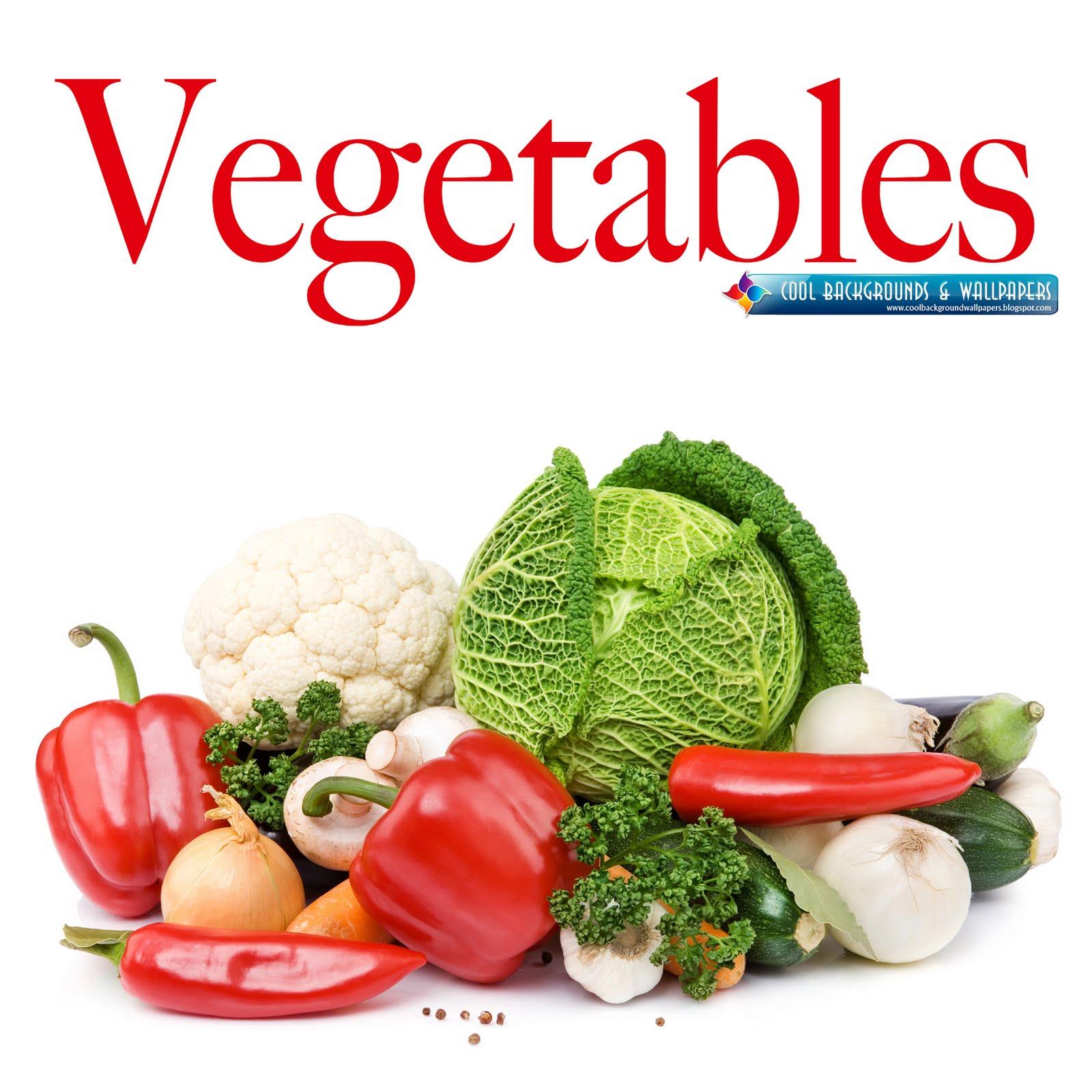 Fresh Vegetables HD Wallpapers