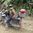 Vilcabamba to Peru. (not the easy way)