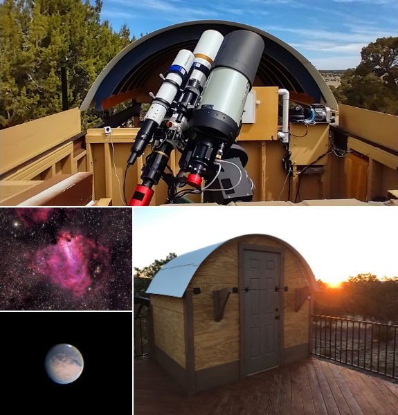 Insight Observatory - Remote Telescope Services