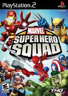 Marvel Super Hero Squad PS2 Torrent