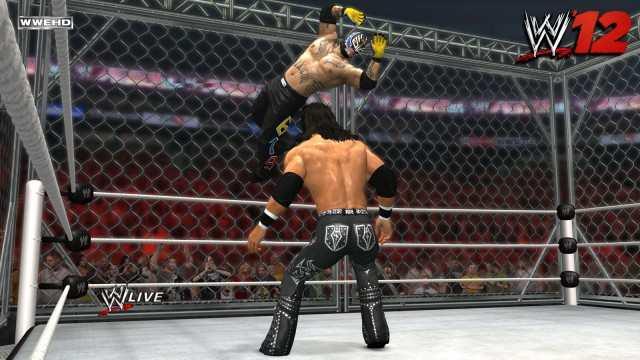 WWE 12 PC Setup