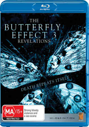 The Butterfly Effect 3 Revelations 2009 BRRip 900MB Hindi Dual Audio 720p Watch Online Full Movie Download bolly4u