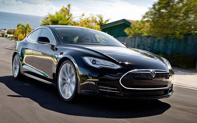 Tesla model S características