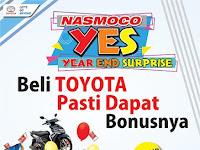 Promo Harga Cash dan Kredit Dealer Toyota Nasmoco Desember 2018