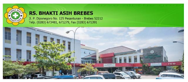 Jadwal Dokter RS Bhakti Asih Brebes Terbaru
