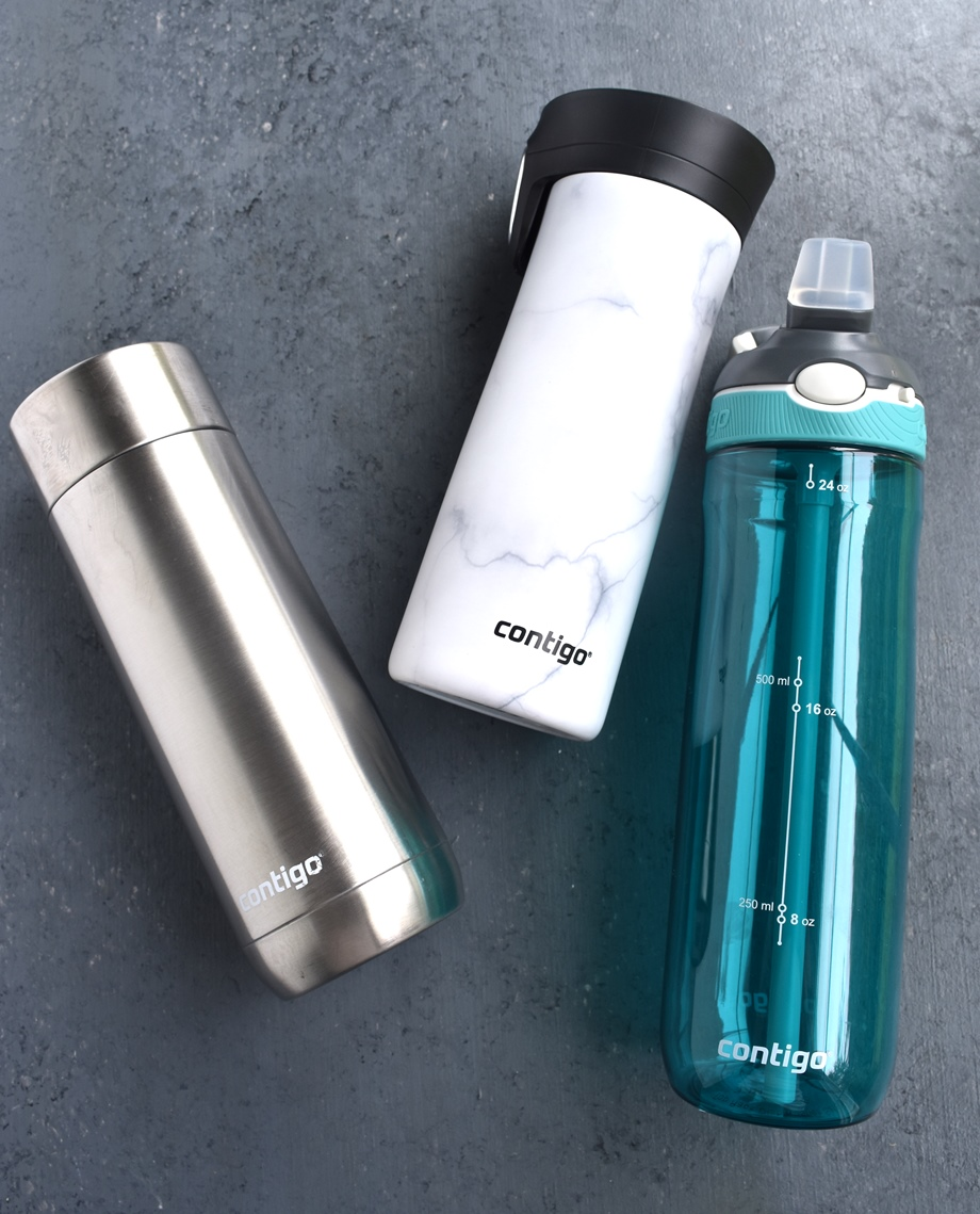 Contigo Coffee Mugs and Water Bottles