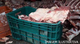 Manoel Ribas: Salão de Igreja é alvo de assaltantes. Foi levado 450 quilos de carne do local