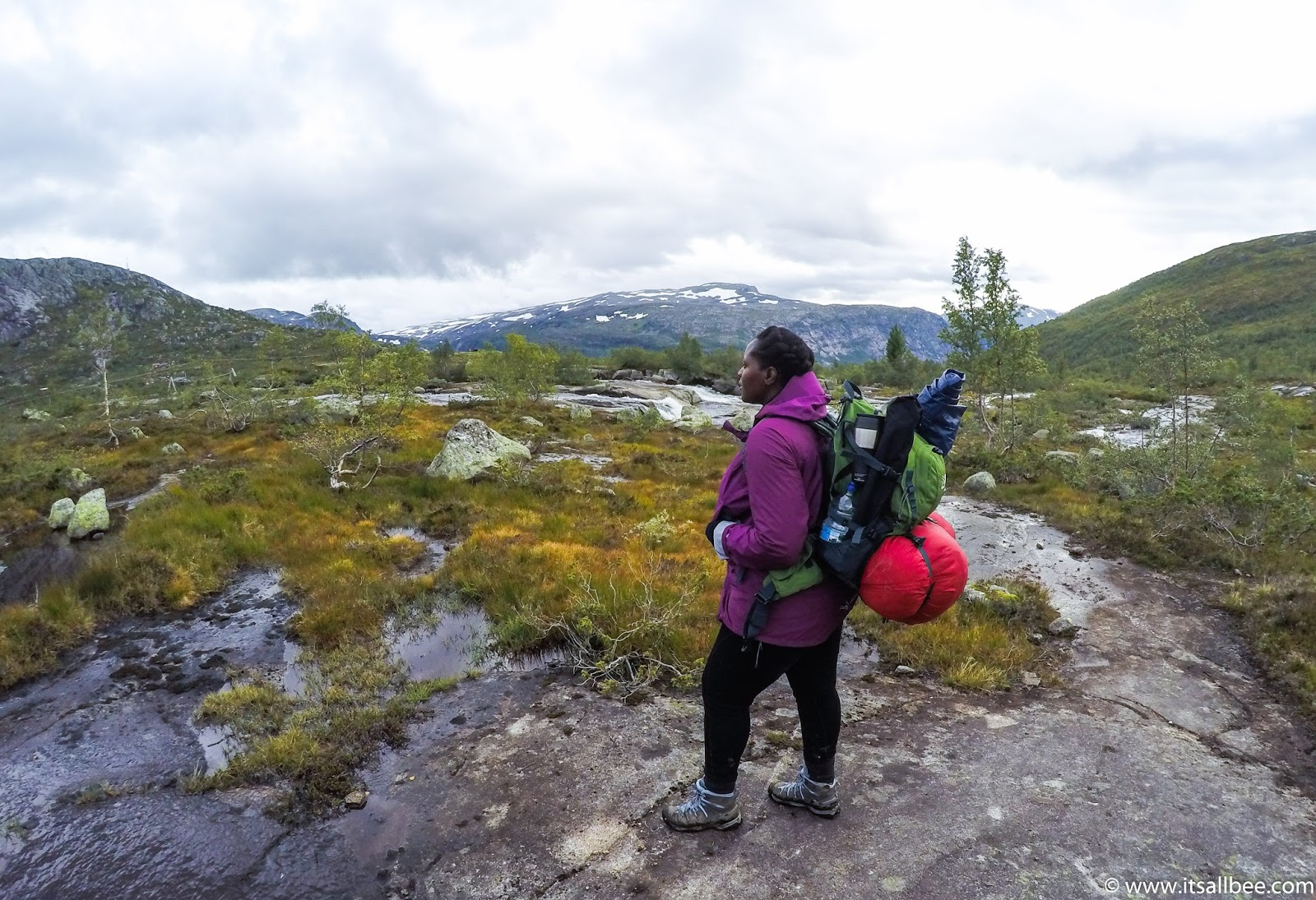 Trolltunga Hike Guide - What to pack - From Bergen trolltunga hike guide, camping trolltunga, trolltunga parking, trolltunga blog post,