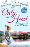 Only the Heart Knows (The Brides Series) (Historical Western Inspirational Romance)