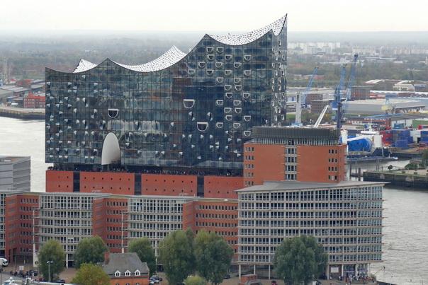 Elbphilharmonie, Laeiszhalle, Hamburg, Elphi