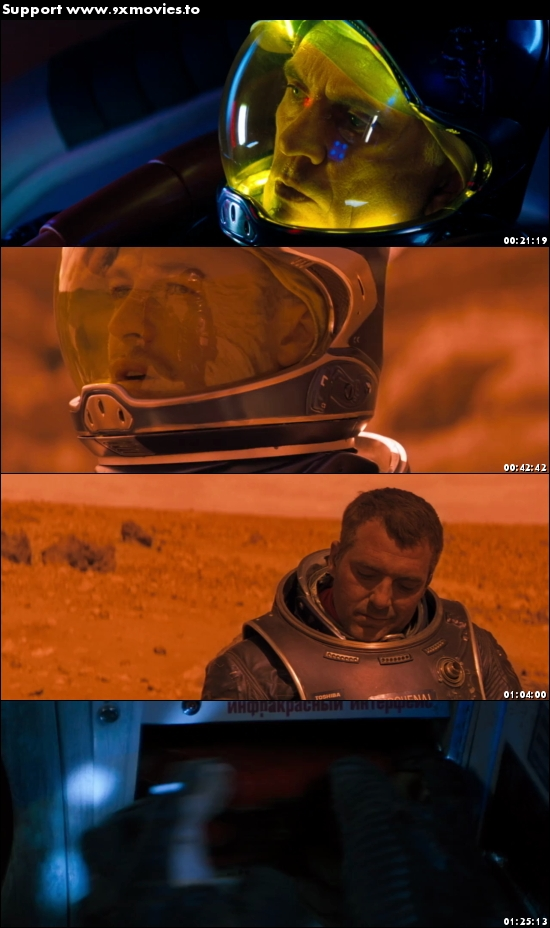 Red Planet 2000 Dual Audio Hindi 480p BluRay 300mb