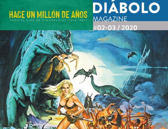 Diábolo Ediciones: Novedades de Febrero-Marzo de 2020