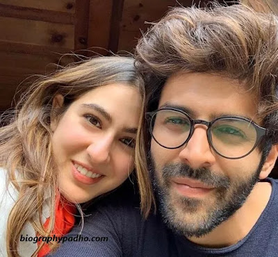 Kartik Aaryan Girlfriend Photo