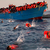 Dramatic photos from the rescue of over 6,500 migrants in the Mediterranean Sea, 13 miles off Libya coasts