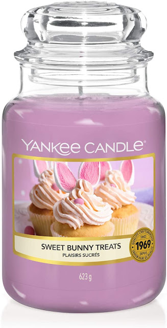 Yankee Sweet Bunny Treats Candle for Easter