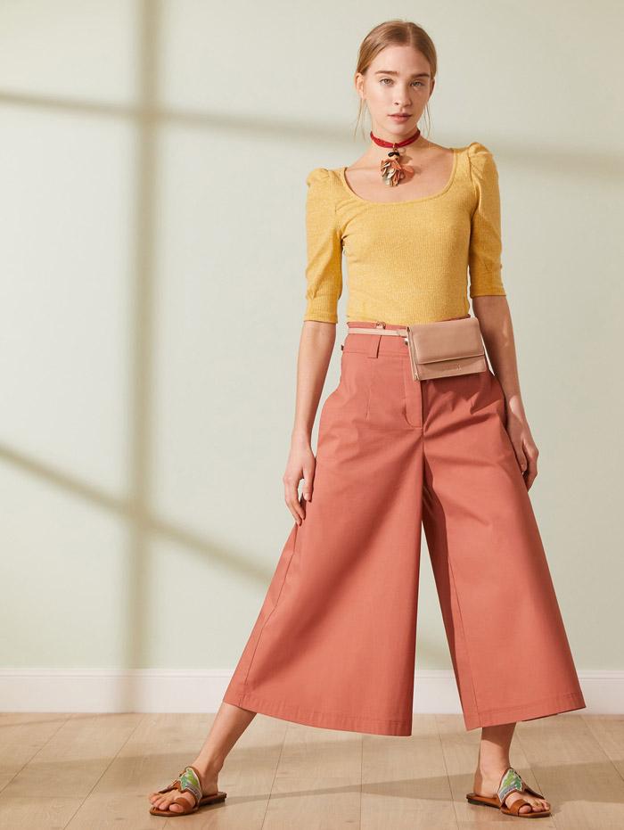 Pantalones capris o cropped moda mujer 2021