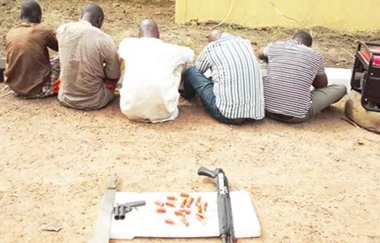 kidnappers arrested ijebu ode ogun state