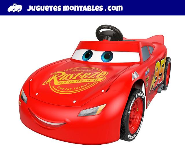 Cars Juguetes Montables Pixar Usa Google