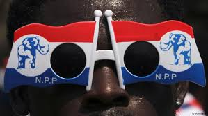 NPP 2020 Seats In Parliament So Far