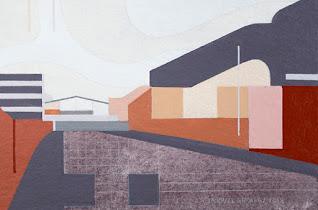 """Northfield Road"" by Michael Garaway"