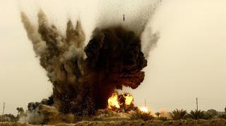 Kastina State Bomb blast