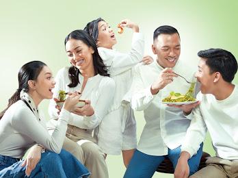 The Baldys Resmi Sebagai Brand Ambassador Mi Instan Lemonilo