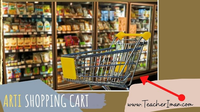 Arti Shopping Cart