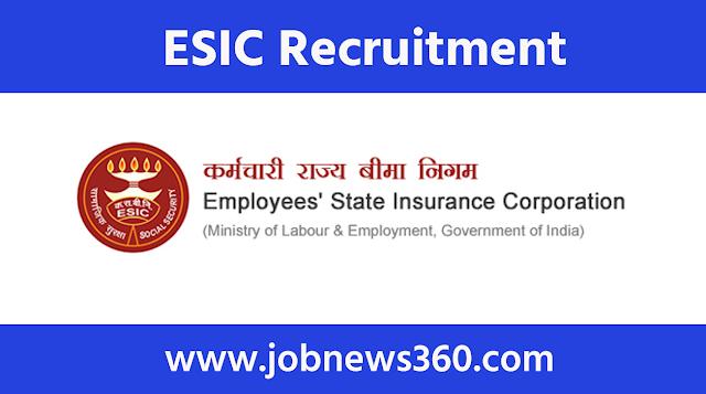 ESIC Hospital, Chennai Recruitment 2021 for Super Specialists, Child Psychologist