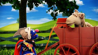 Super Grover 2.0 The Cart Before the Horse, Sesame Street Episode 4419 Judy and the Beast season 44