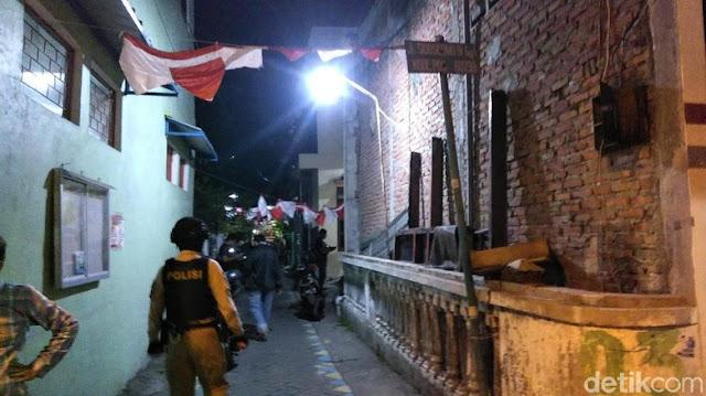Pria Penyerang Polsek Wonokromo Berubah Setelah Ikut Pengajian Jamaah Cingkrang