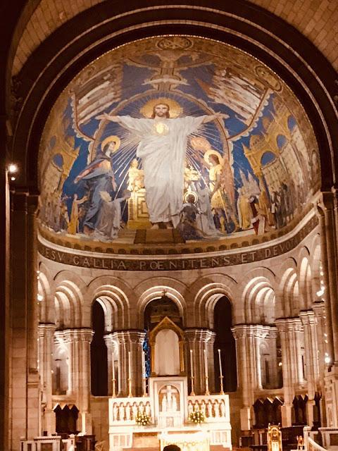 мозаика-Иисуса-в-Сакре-Кёр