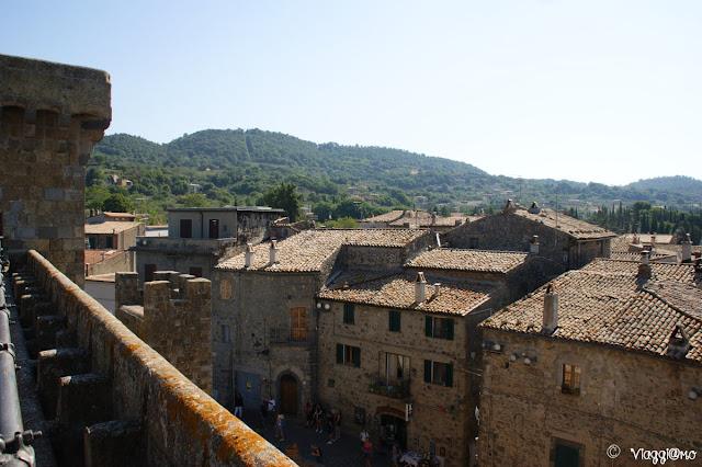 Scorci del borgo Medievale di Bolsena