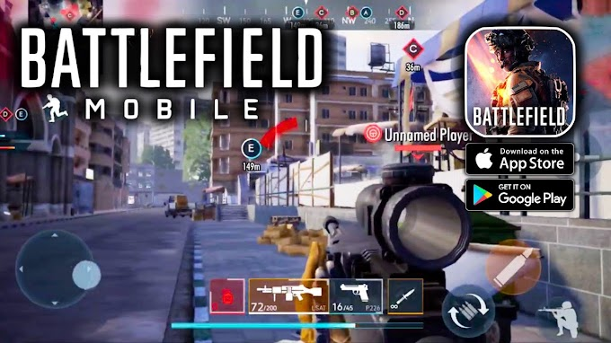 Battlefield™ Mobile Beta Download For Android (Apk+Obb)